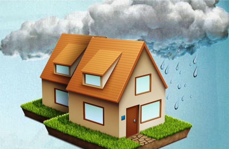 mambangun rumah di musim hujan