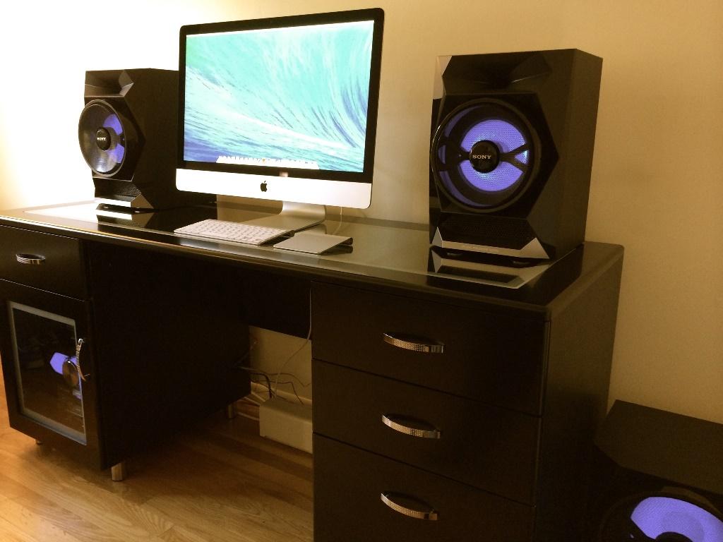 Desain Ruang Kerja Pengguna Apple Macintosh