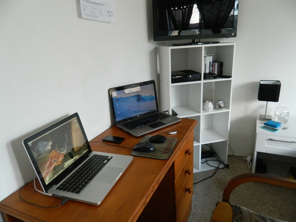 Desain Ruang Kerja Pengguna Macintosh - Ruang kerja pengguna Apple Mac Computer - RoboGC