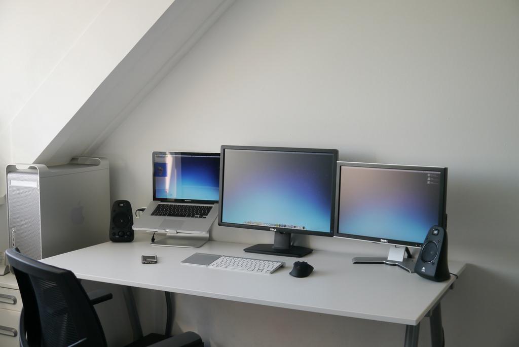 Desain Ruang Kerja Pengguna Macintosh - Ruang kerja pengguna Apple Mac Computer - SuperPinda