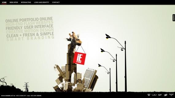 Website Portofolio Terbaik dengan Desain Keren - Website-Portofolio-Terbaik-dengan-Desain-Keren-IE-Studio