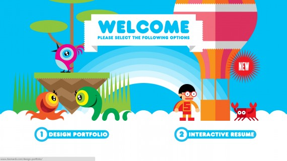 Website Portofolio Terbaik dengan Desain Keren - Website-Portofolio-Terbaik-dengan-Desain-Keren-R-Leonardi