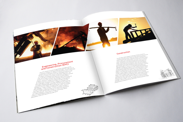 Brosur Perusahaan - Brochure design 2