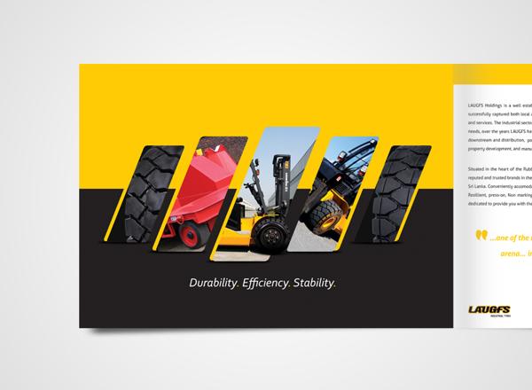 Brosur Perusahaan - LAUGFS Industrial Tyres  Corporate Profile 4