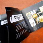 19 Contoh Desain Brosur Desain Kreatif