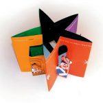 Desain Brosur Pop Up - San Francisco Ballet Brochure 2