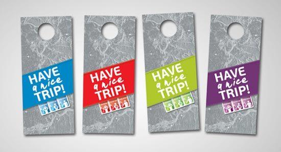 Konsep Desain Kemasan - Have a nice trip