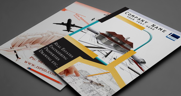 a4 brochure templates free download psd format - A4 Brochure Template Psd Free Download
