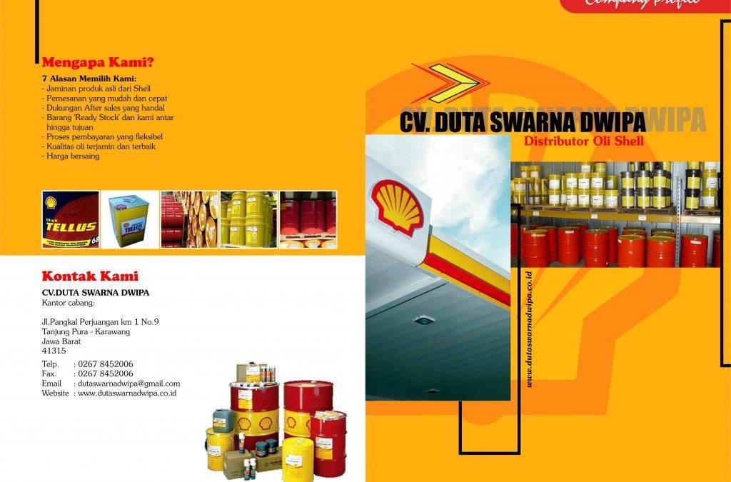 Company Profile Perusahaan Distributor Oli Shell