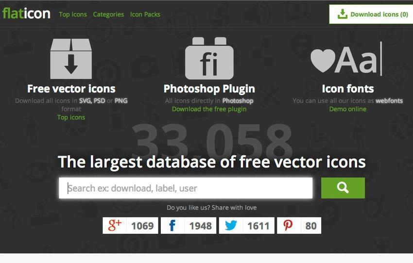 Free Plugin Photoshop untuk Desain Web dan Grafis - Free Photoshop Plugins-Flaticon
