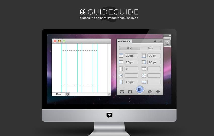 Free Plugin Photoshop untuk Desain Web dan Grafis - Free Photoshop Plugins-GuideGuide