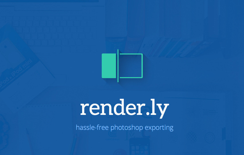 Free Photoshop Plugins-Renderly