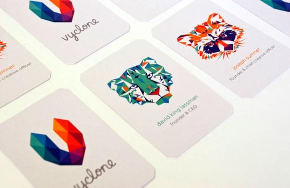Itulah gambar contoh 50 gambar desain kartu nama terbaru dengan desain ...