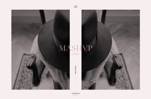 Desain Website Terbaik 2014 - MashVP