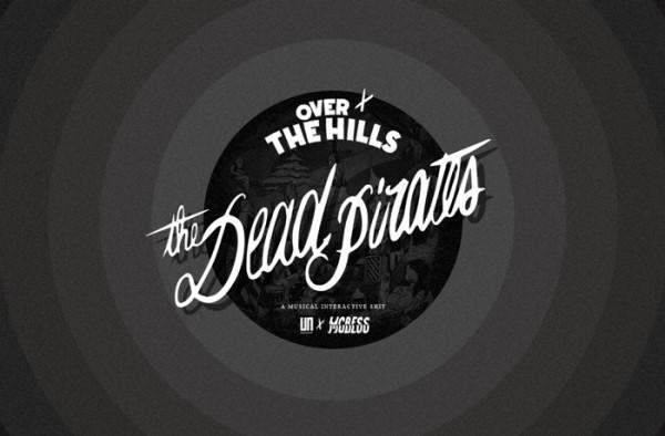 Desain Website Terbaik 2014 - Over the Hills