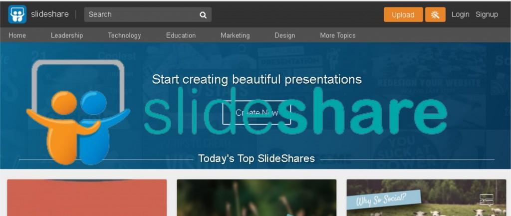 Tool Marketing untuk blog WordPress - Slideshare