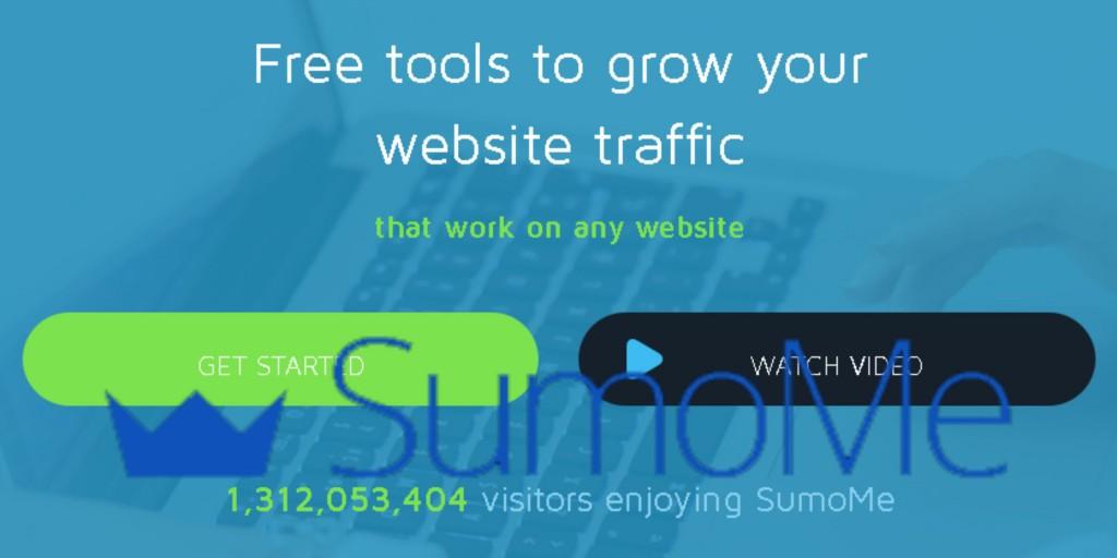 Tool Marketing untuk blog WordPress - Sumome