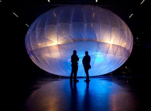 gambar balon google wifi internet