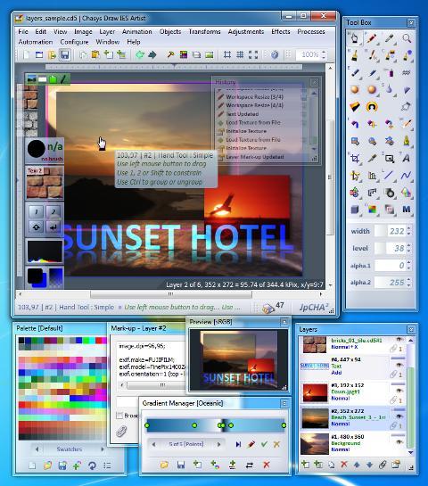 Aplikasi Foto Alternatif Adobe Photoshop - Aplikasi-Foto-Alternatif-Adobe-Photoshop-Chasys-Draw-IES