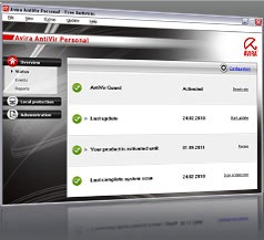 Update Avira Antivir Manual Offline