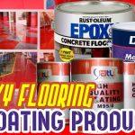 Definisi Epoxy Flooring Pelapisan Lantai