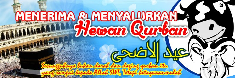 9 Desain Banner Spanduk Qurban Idul Adha - Spanduk Banner 01 Qurban Iedul Adha 1436H th 2015