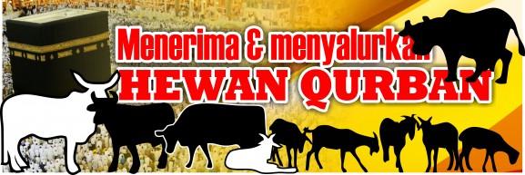 Spanduk Banner 02 Qurban Iedul Adha 1436H th 2015