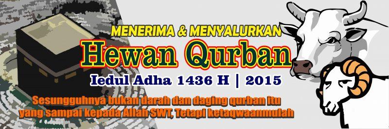 9 Desain Banner Spanduk Qurban Idul Adha - Spanduk Banner 09 Qurban Iedul Adha 1436H th 2015