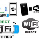 Wi-fi Direct Ilustration