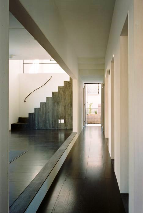 Desain Interior Terbaik Untuk Rumah Sempit - House K by Hiroyuki Shinozaki Architects 2
