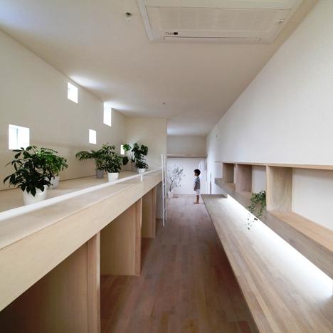 Desain Interior Terbaik Untuk Rumah Sempit - Imai House by Katsutoshi Sasaki 1