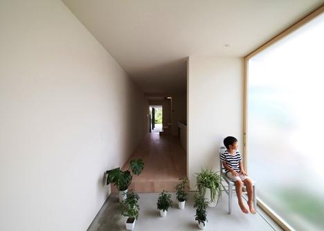 Desain Interior Terbaik Untuk Rumah Sempit - Imai House by Katsutoshi Sasaki 2
