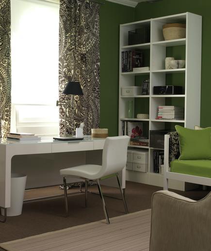 7 Tips Mendesain Kantor di Rumah - Interior kantor rumah - Room With a View