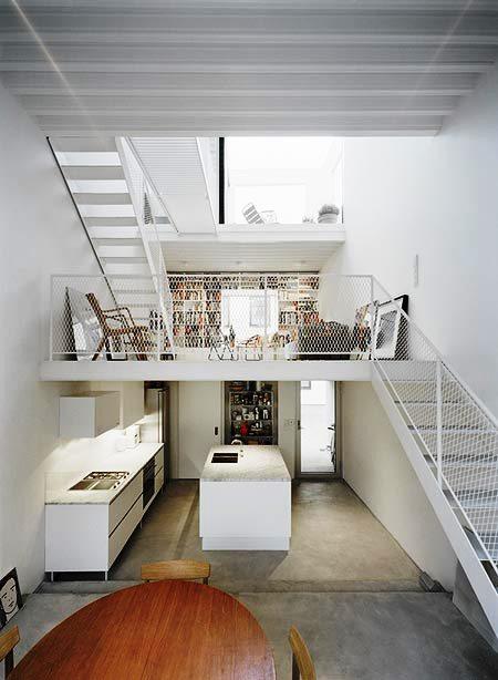 desain interior terbaik untuk rumah sempit masbadar