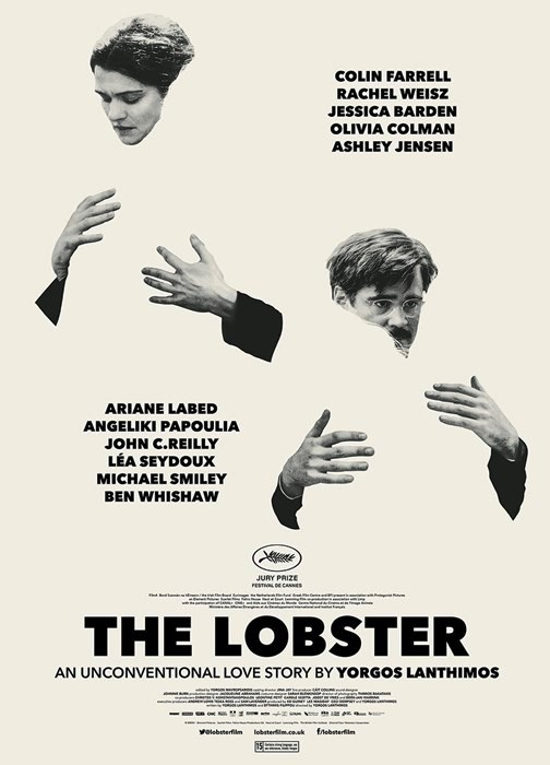Poster Sebagai Sarana Informasi - best movie poster 2015 - poster - The Lobster