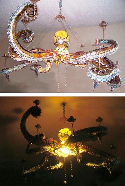 Desain Terinspirasi dari Gurita