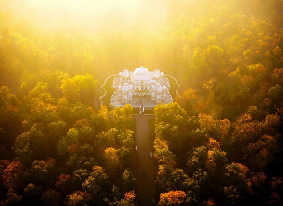 Foto mengagumkan yang diambil dengan Drone