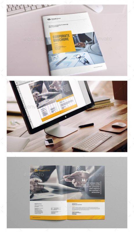 Corporate Brochure Company Profile 15