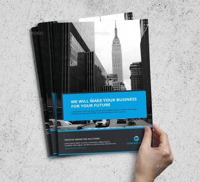 Corporate Brochure Company Profile 25 a