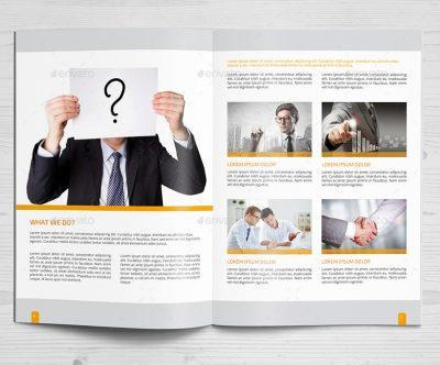 Corporate Brochure Company Profile 26 b