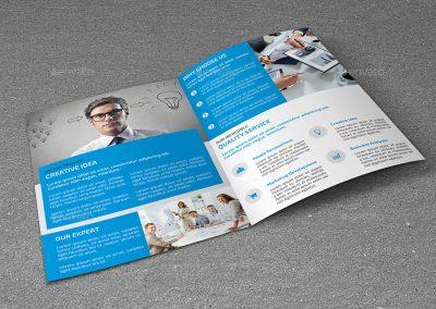 Corporate Brochure Company Profile 27 b