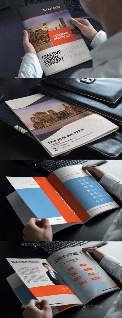 Corporate Brochure Company Profile 33