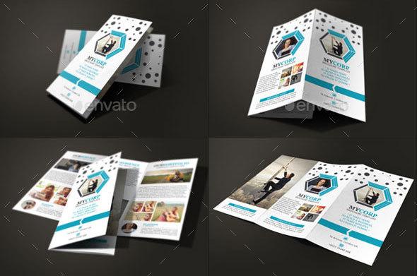 Corporate Brochure Company Profile 5