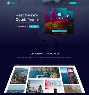 Tema WordPress Website untuk Bisnis