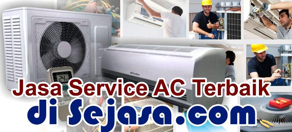 Jasa Service AC Terbaik di Sejasa.com