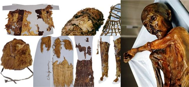 Bentuk Pakaian Manusia pada 5000 Tahun yang Silam