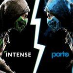 Multipurpose Theme Intense vs Porto