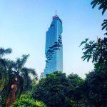 Unique Skyscraper in Its Possessions