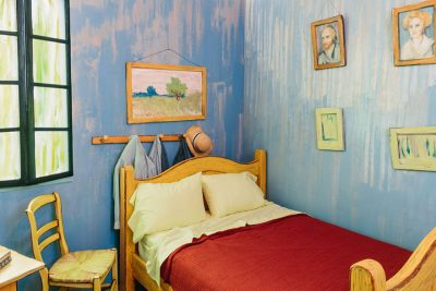 Get an Experience to Live in a Painting of Van Gogh
