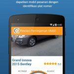 Aplikasi Sewa Rental Mobil Online 15 Kota Besar di Indonesia